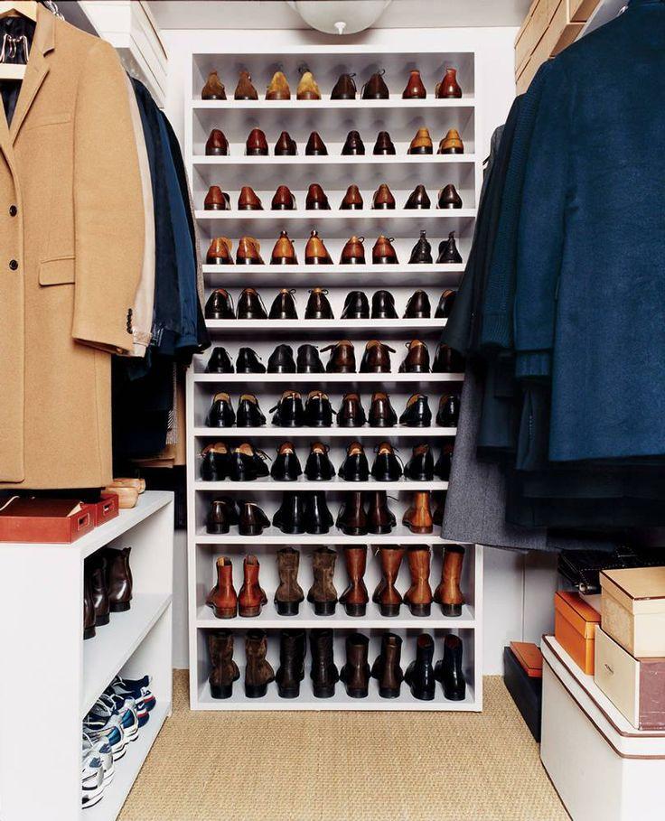 Mens Closet Organization For Him