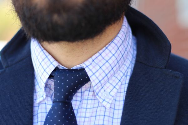 how to match printed tie with printed shirt