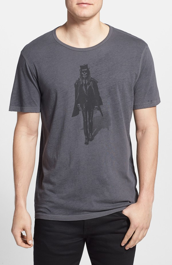 grown up graphic t-shirt
