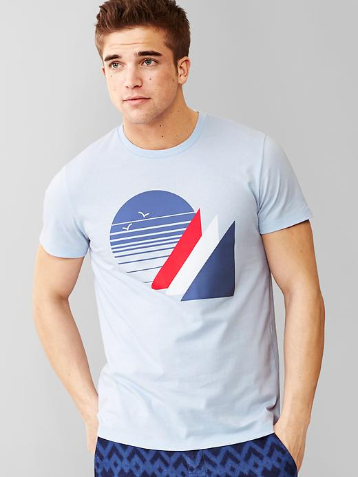 grown-up graphic t-shirt