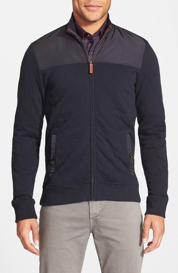lightweight sweater jacket