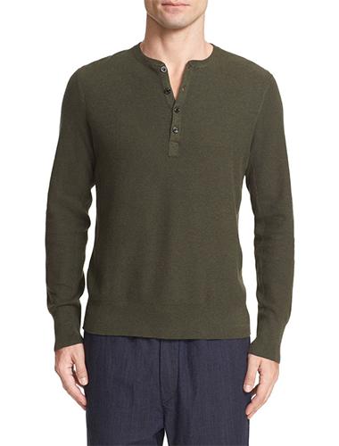 army green long sleeve t-shirt