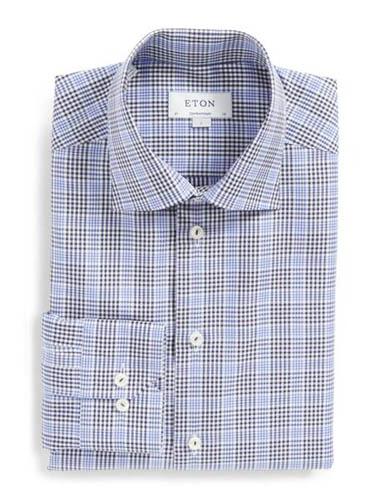 mens slim fit button up shirt