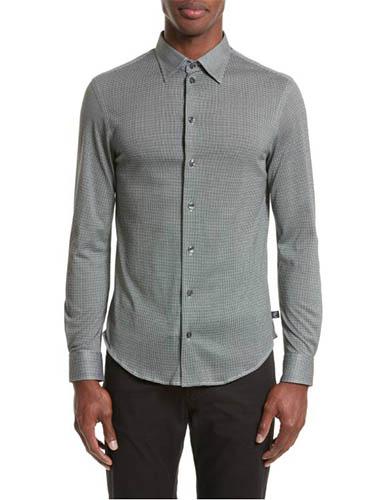 mens slim fit dress shirt
