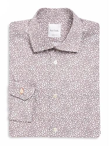 trim fit dress shirt