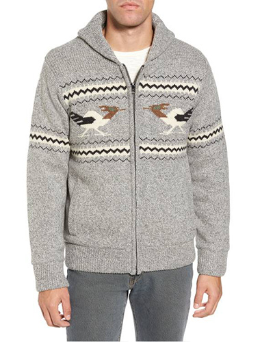 best mens cardigan
