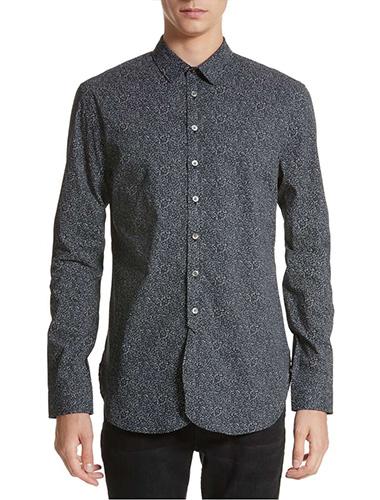 men's printed shirts
