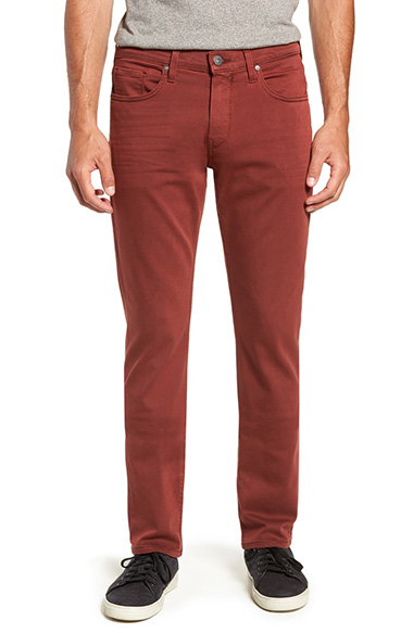 mens colored jeans