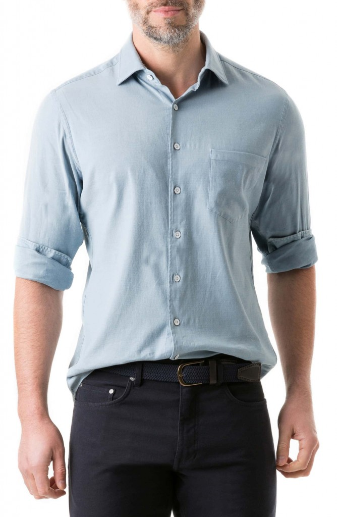 mens casual shirt styles