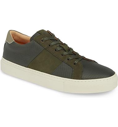 Olive Green Shoes - V-Style For Men