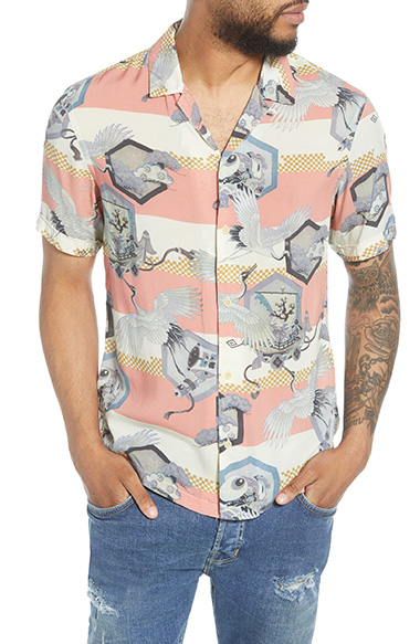 summer short sleeve shirts