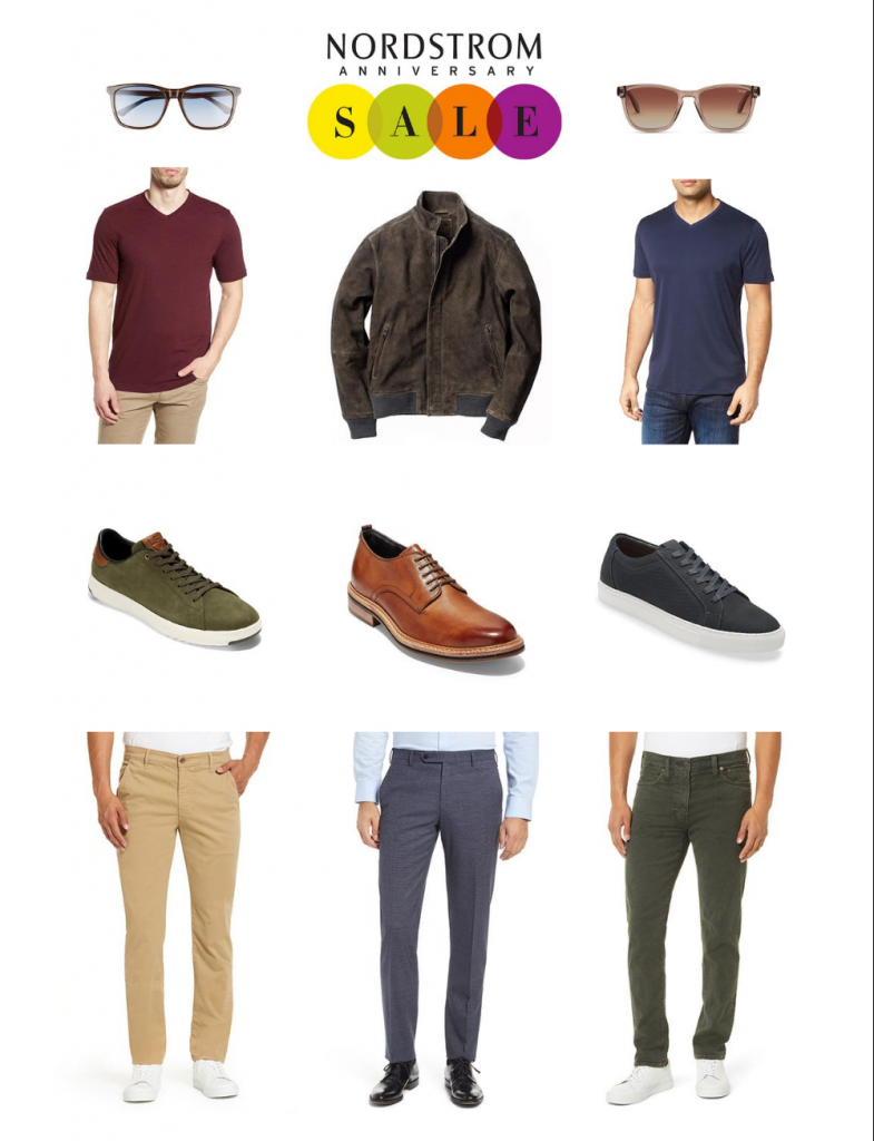 nordstrom anniversary for men